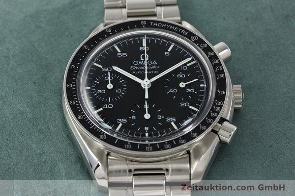 Used luxury watch Omega Speedmaster chronograph steel automatic Kal. 1143 ETA 2890A2  | 142322 16