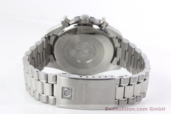 Used luxury watch Omega Speedmaster chronograph steel automatic Kal. 3220  | 142323 13