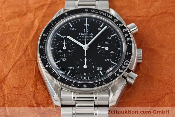 Used luxury watch Omega Speedmaster chronograph steel automatic Kal. 3220  | 142323 16
