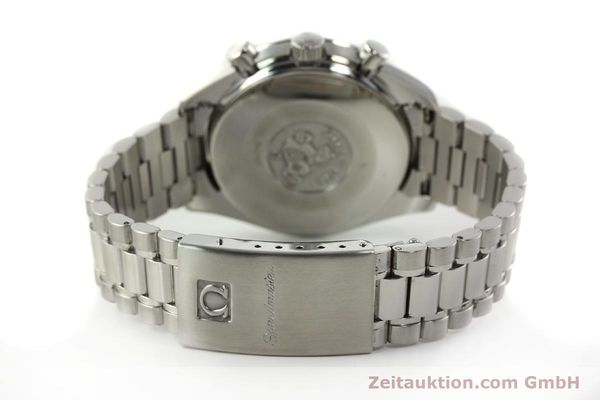 Used luxury watch Omega Speedmaster chronograph steel automatic Kal. 1143 ETA 2890-2  | 142324 12