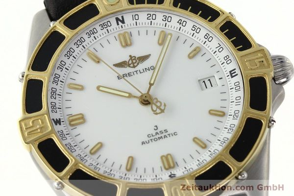 Used luxury watch Breitling J-Class steel / gold automatic Kal. ETA 2892-2 Ref. 80250  | 142327 02