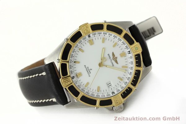 Used luxury watch Breitling J-Class steel / gold automatic Kal. ETA 2892-2 Ref. 80250  | 142327 03