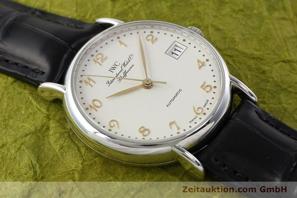 Used luxury watch IWC Portofino steel automatic Kal. 30120 Ref. 35131  | 142332 14