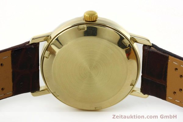 Used luxury watch Omega * 14 ct yellow gold automatic Kal. 565 Ref. 1211  | 142337 08
