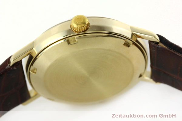 Used luxury watch Omega * 14 ct yellow gold automatic Kal. 565 Ref. 1211  | 142337 11