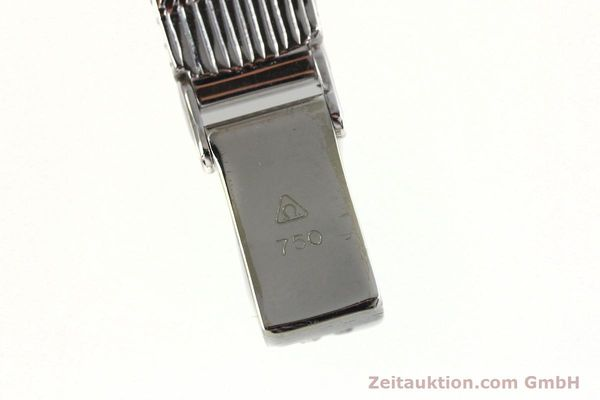 Used luxury watch Omega Constellation 18 ct white gold manual winding Kal. 700  | 142339 13