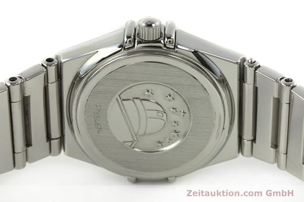 Used luxury watch Omega Constellation steel quartz Kal. 1456  | 142340 09