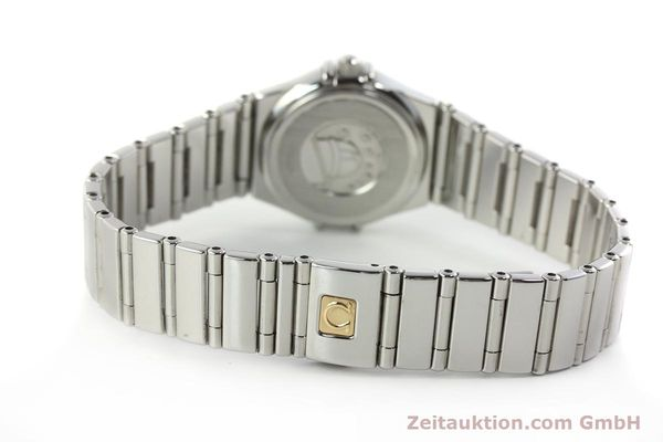 Used luxury watch Omega Constellation steel quartz Kal. 1456  | 142340 11