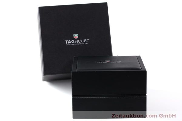 Used luxury watch Tag Heuer Carrera chronograph steel automatic Kal. 16 ETA 7750 Ref. CV2013-3  | 142341 06