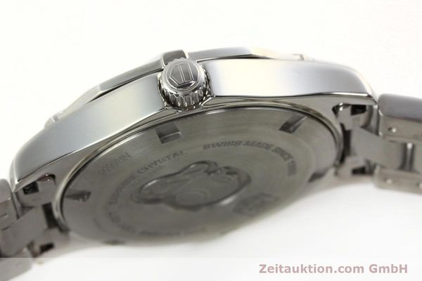Used luxury watch Tag Heuer Aquaracer steel quartz Kal. ETA F06.111 Ref. WAF1312  | 142342 08