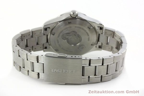 Used luxury watch Tag Heuer Aquaracer steel quartz Kal. ETA F06.111 Ref. WAF1312  | 142342 10