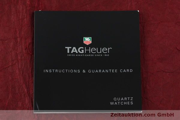 Used luxury watch Tag Heuer Aquaracer steel quartz Kal. ETA F06.111 Ref. WAF1312  | 142342 11