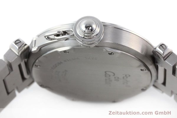 Used luxury watch Cartier Pasha steel automatic Kal. 052 ETA 2892A2  | 142349 11