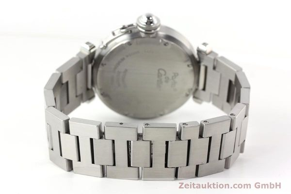 Used luxury watch Cartier Pasha steel automatic Kal. 052 ETA 2892A2  | 142349 12
