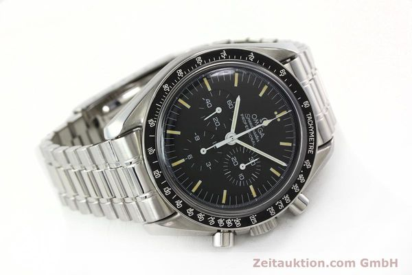 Used luxury watch Omega Speedmaster chronograph steel manual winding Kal. 861 Ref. ST. 145.0022  | 142353 03