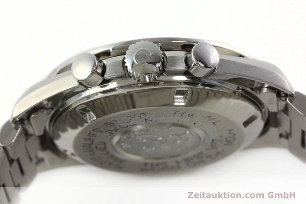 Used luxury watch Omega Speedmaster chronograph steel manual winding Kal. 861 Ref. ST. 145.0022  | 142353 11