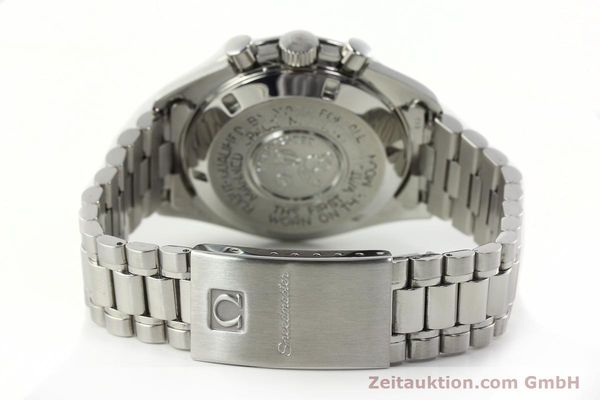 Used luxury watch Omega Speedmaster chronograph steel manual winding Kal. 861 Ref. ST. 145.0022  | 142353 12
