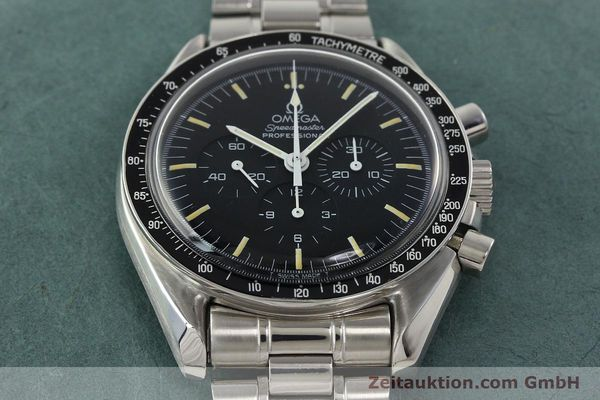 Used luxury watch Omega Speedmaster chronograph steel manual winding Kal. 861 Ref. ST. 145.0022  | 142353 15