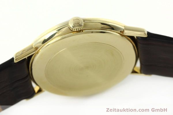 Used luxury watch Omega * 14 ct yellow gold manual winding Kal. 601  | 142354 11
