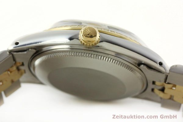 Used luxury watch Rolex Date steel / gold automatic Kal. 3035 Ref. 15053  | 142357 11