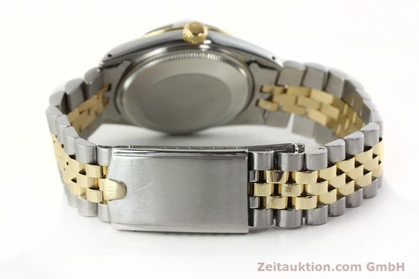 Used luxury watch Rolex Date steel / gold automatic Kal. 3035 Ref. 15053  | 142357 12