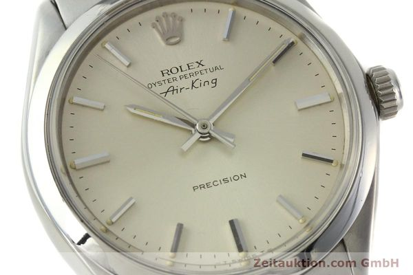 Used luxury watch Rolex Precision steel automatic Kal. 1520 Ref. 5500  | 142358 02