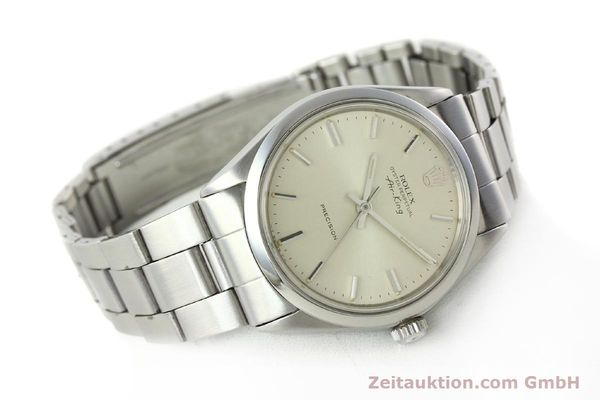 Used luxury watch Rolex Precision steel automatic Kal. 1520 Ref. 5500  | 142358 03