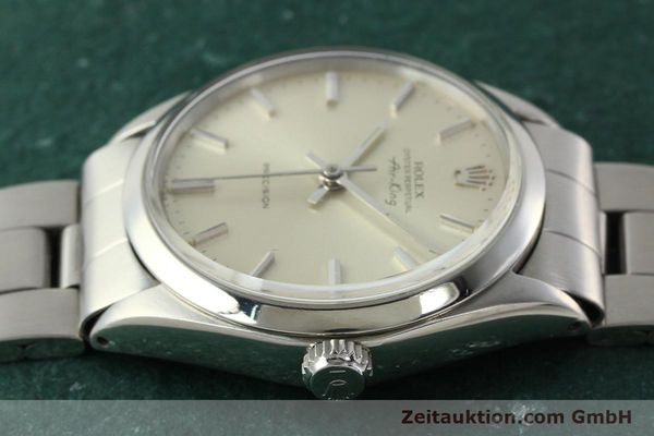Used luxury watch Rolex Precision steel automatic Kal. 1520 Ref. 5500  | 142358 05