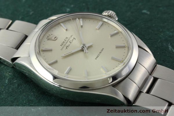 Used luxury watch Rolex Precision steel automatic Kal. 1520 Ref. 5500  | 142358 15