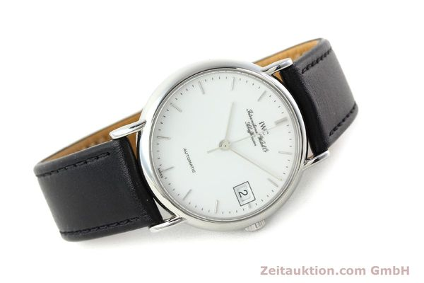 Used luxury watch IWC Portofino steel automatic Kal. 37521 Ref. 35131  | 142360 03