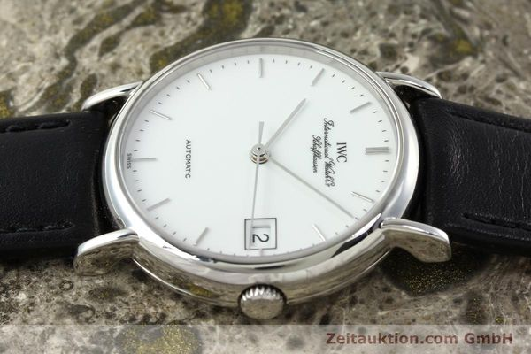 Used luxury watch IWC Portofino steel automatic Kal. 37521 Ref. 35131  | 142360 05