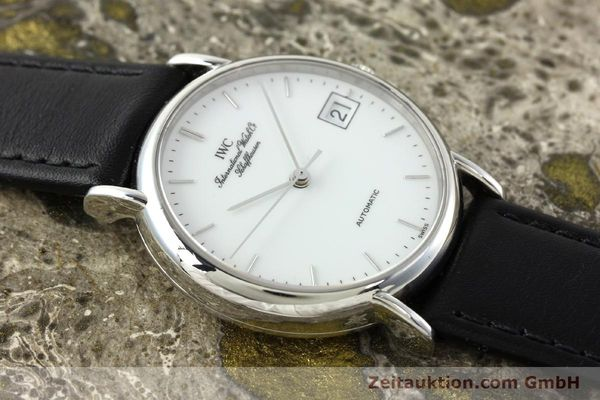 Used luxury watch IWC Portofino steel automatic Kal. 37521 Ref. 35131  | 142360 16