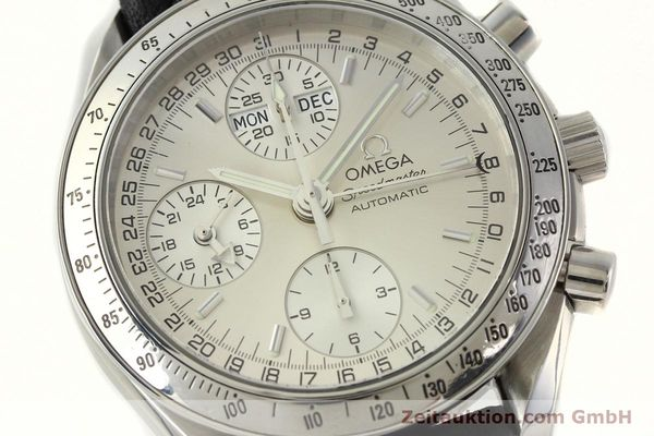 Used luxury watch Omega Speedmaster chronograph steel automatic Kal. 1151  | 142366 02