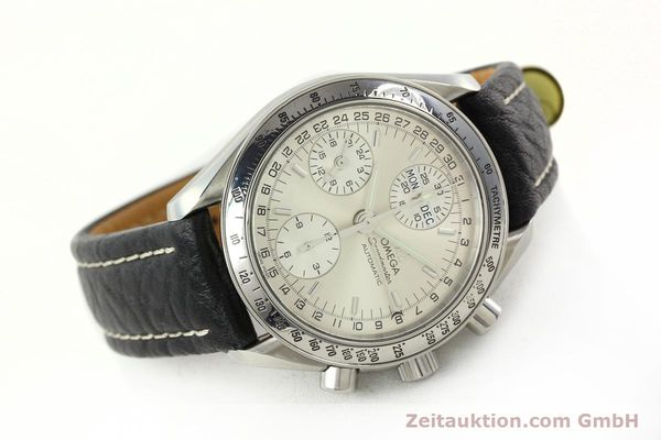 Used luxury watch Omega Speedmaster chronograph steel automatic Kal. 1151  | 142366 03