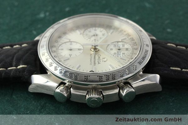 Used luxury watch Omega Speedmaster chronograph steel automatic Kal. 1151  | 142366 05