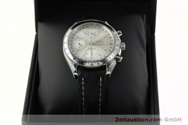 Used luxury watch Omega Speedmaster chronograph steel automatic Kal. 1151  | 142366 07