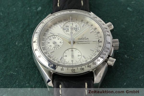 Used luxury watch Omega Speedmaster chronograph steel automatic Kal. 1151  | 142366 14