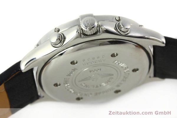 Used luxury watch Breitling Colt chronograph steel quartz Kal. B53 ETA 251262 Ref. A53035  | 142368 08