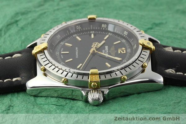 Used luxury watch Breitling Antares steel / gold automatic Kal. B10 ETA 2892-2 Ref. B10047  | 142370 05