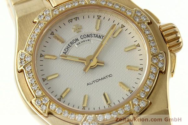 montre de luxe d occasion Vacheron & Constantin Overseas or 18 ct automatique Kal. 1056 Ref. 12050-16050  | 142378 02
