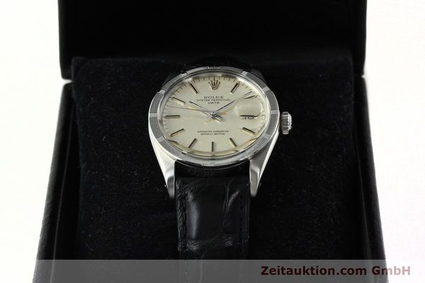 Used luxury watch Rolex Date steel automatic Kal. 1570 Ref. 1501  | 142388 07