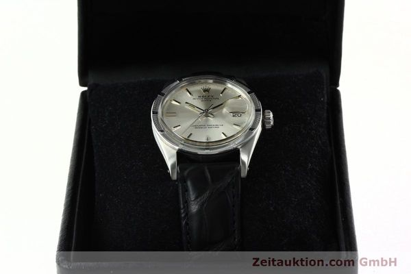 Used luxury watch Rolex Date steel automatic Kal. 1570 Ref. 1501  | 142389 07