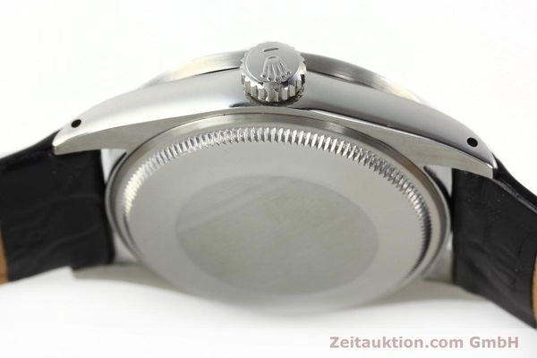 Used luxury watch Rolex Date steel automatic Kal. 1570 Ref. 1501  | 142389 11