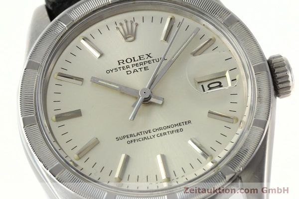 Used luxury watch Rolex Date steel automatic Kal. 1570 Ref. 1501  | 142391 02