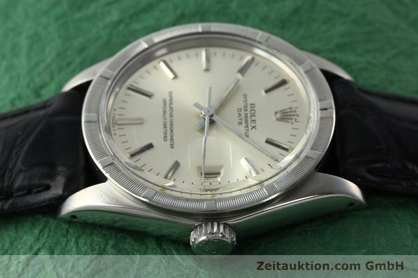Used luxury watch Rolex Date steel automatic Kal. 1570 Ref. 1501  | 142391 05