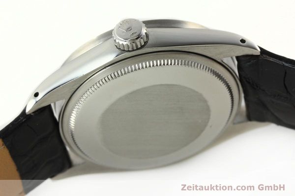 Used luxury watch Rolex Date steel automatic Kal. 1570 Ref. 1501  | 142391 11