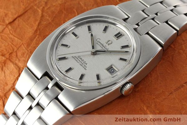 Used luxury watch Omega Constellation steel automatic Kal. 1001  | 142397 01