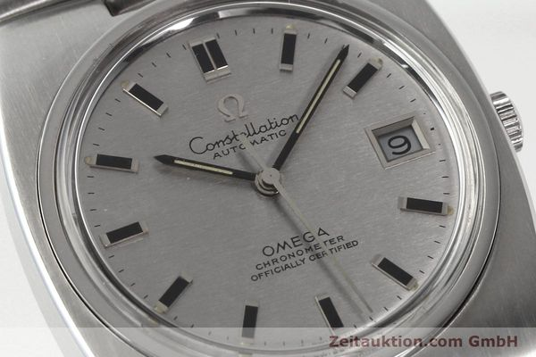 Used luxury watch Omega Constellation steel automatic Kal. 1001  | 142397 02