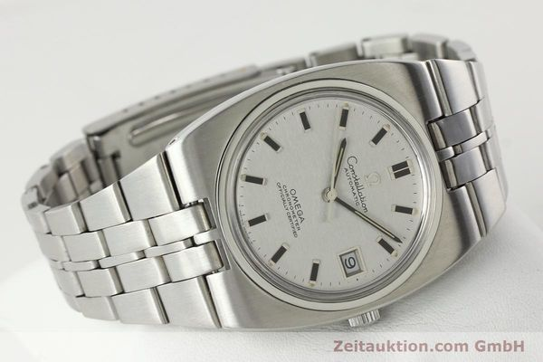 Used luxury watch Omega Constellation steel automatic Kal. 1001  | 142397 03