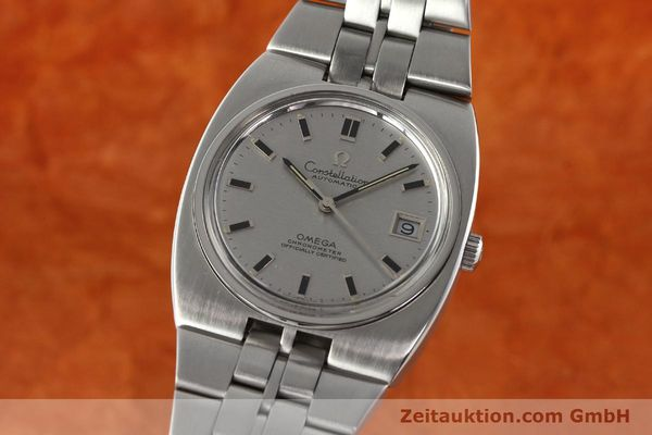 Used luxury watch Omega Constellation steel automatic Kal. 1001  | 142397 04